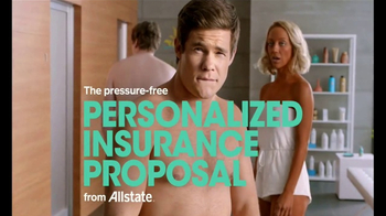 Allstate TV Spot, 'Tanning Salon' Featuring Adam DeVine - Thumbnail 8