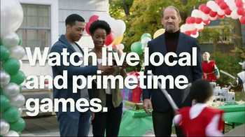 Verizon NFL Mobile TV Spot, 'Football/Life Balance' Featuring Bill Cowher - Thumbnail 8