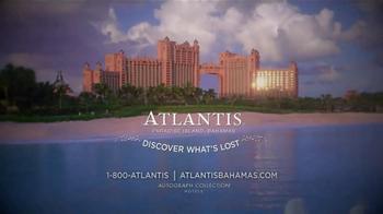 Atlantis Bahamas TV Spot, 'Discover Resort Credit' - Thumbnail 3