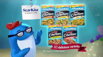 StarKist Tuna Creations TV Spot, 'Action' Featuring Candace Cameron Bure - Thumbnail 10