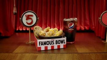 KFC $5 Fill Ups TV Spot, 'Chicken Little Variety' - Thumbnail 3