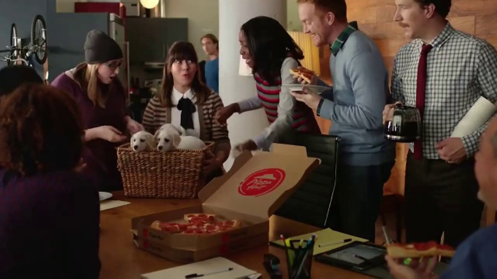 Pizza Hut TV Commercial, 'The Outdoers: The Jessica'