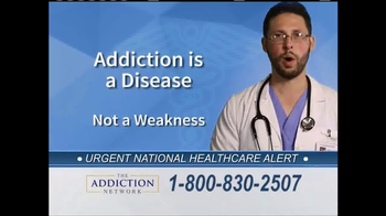 The Addiction Network TV Spot, 'Not a Weakness' - Thumbnail 3
