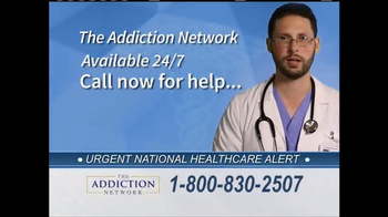 The Addiction Network TV Spot, 'Not a Weakness' - Thumbnail 4