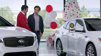 Kia Evento Holidays on Us TV Spot, 'Bono en efectivo' [Spanish] - Thumbnail 4