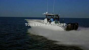Mercury Marine 350 HP Verado TV Spot, 'Bring Your Passport' - Thumbnail 4