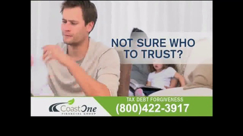 Coast One Financial Group TV Spot, 'Who to Trust' - Thumbnail 1