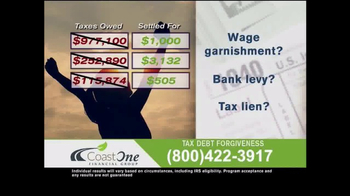 Coast One Financial Group TV Spot, 'Who to Trust' - Thumbnail 8