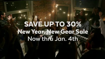 Guitar Center New Year, New Gear Sale TV Spot, 'Drums and Drumsticks' - Thumbnail 9