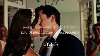 David's Bridal $99 Sale TV Spot, 'Dream Dresses' - Thumbnail 7