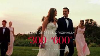 David's Bridal $99 Sale TV Spot, 'Dream Dresses' - Thumbnail 3