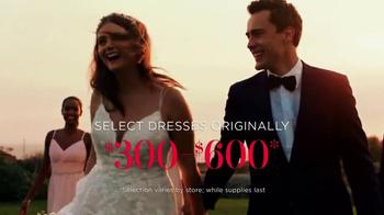 David's Bridal $99 Sale TV Spot, 'Dream Dresses' - Thumbnail 4