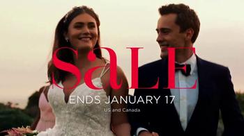 David's Bridal $99 Sale TV Spot, 'Dream Dresses' - Thumbnail 6