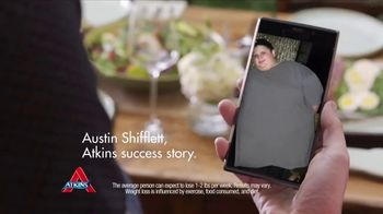 Atkins TV Spot, 'Finding Your Happy Weight' Featuring Alyssa Milano - Thumbnail 6