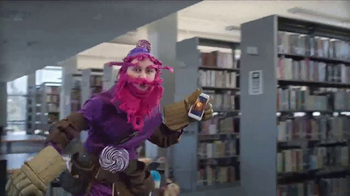 Hearthstone TV Spot, 'Take This Inside: Library' - Thumbnail 4