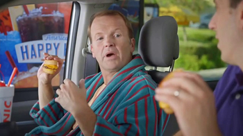 Sonic Drive-In Lil' Grillers TV Spot, 'Jammies' - 7358 commercial airings