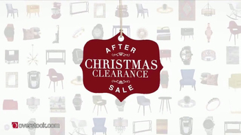 Overstock.com After Christmas Clearance Sale TV Spot, 'New Year Ready' - Thumbnail 1
