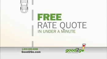 Good 2 Go TV Spot, 'Works for Me: Gift' - Thumbnail 4