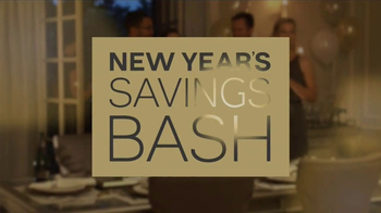 Ashley HomeStore New Year's Savings Bash TV Spot, 'Ashley Cash'