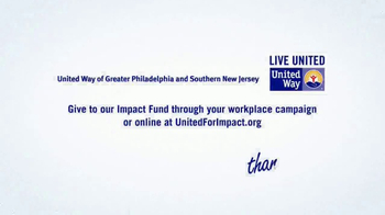 United Way TV Spot, 'Angel: Getting By' - Thumbnail 6