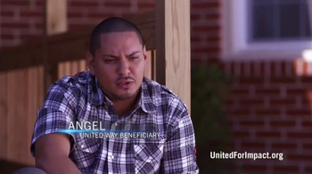 United Way TV Spot, 'Angel: Getting By' - Thumbnail 1