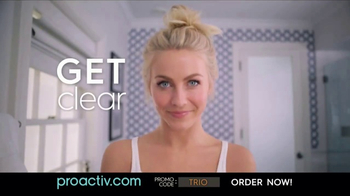 Proactiv TV Spot, 'Mornings' Featuring Julianne Hough - 412 commercial airings