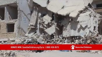 Save the Children TV Spot, 'Save Syria's Children'