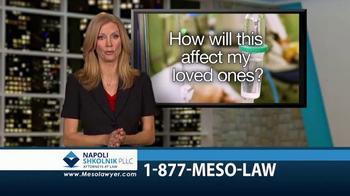 Napoli Shkolnik PLLC TV Spot, 'Mesothelioma: Free Book' - Thumbnail 3