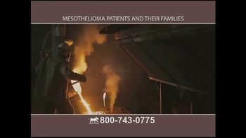 Relion Group TV Spot, 'Mesothelioma & Asbestos'