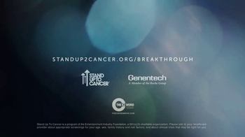 Stand Up 2 Cancer TV Spot, 'The C Word' Featuring Morgan Freeman - Thumbnail 10