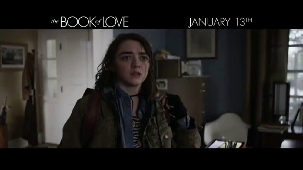The Book of Love TV Movie Trailer
