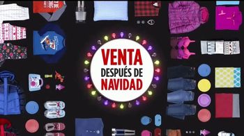 JCPenney Venta Después de Navidad TV Spot, 'Ropa y calzado Nike' [Spanish] - Thumbnail 5