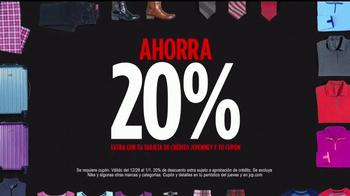 JCPenney Venta Después de Navidad TV Spot, 'Ropa y calzado Nike' [Spanish] - Thumbnail 3