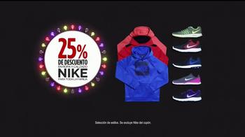 JCPenney Venta Después de Navidad TV Spot, 'Ropa y calzado Nike' [Spanish] - Thumbnail 4