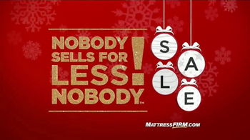 Mattress Firm Year End Closeout Sale TV Spot, 'Adjustable Sets' - Thumbnail 2