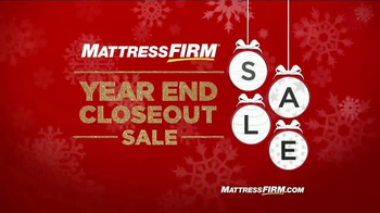 Mattress Firm Year End Closeout Sale TV Spot, 'Adjustable Sets' - Thumbnail 3
