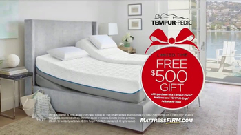 Mattress Firm Year End Closeout Sale TV Spot, 'Adjustable Sets' - Thumbnail 6
