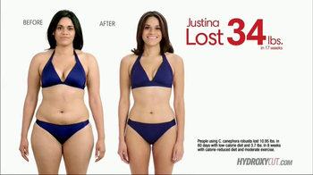 Hydroxy Cut TV Spot, 'Lose Weight and Reclaim Your Closet' - Thumbnail 1