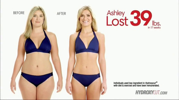Hydroxy Cut TV Spot, 'Lose Weight and Reclaim Your Closet'