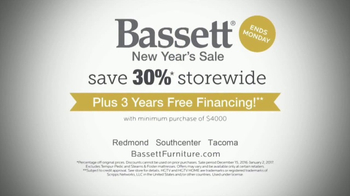 Bassett New Year's Sale TV Spot, 'HGTV Home Design Studio: Customization' - Thumbnail 8