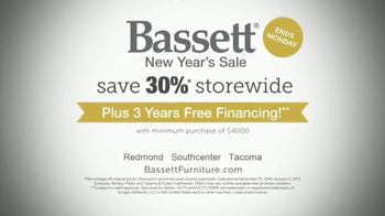 Bassett New Year's Sale TV Spot, 'HGTV Home Design Studio: Customization' - Thumbnail 7