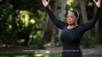 Weight Watchers TV Spot, 'Take the Leap' Featuring Oprah Winfrey - Thumbnail 1