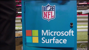 Microsoft Surface TV Spot, 'In-Game Adjustment of the Week' - Thumbnail 1