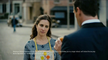 H&R Block TV Spot, 'Donuts' Featuring Jon Hamm - Thumbnail 6