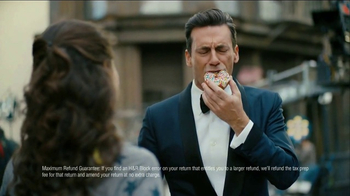 H&R Block TV Spot, 'Donuts' Featuring Jon Hamm - Thumbnail 7