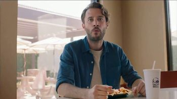 Taco Bell Double Stacked Tacos TV Spot, 'Order Envy' - 9725 commercial airings