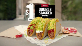 Taco Bell Double Stacked Tacos TV Spot, 'Order Envy' - Thumbnail 8
