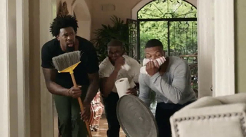 State Farm TV Spot, 'Set the Traps' Featuring DeAndre Jordan, Chris Paul - 450 commercial airings