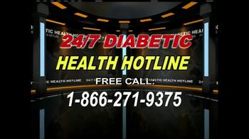24/7 Diabetic Health Hotline TV Spot, 'Testing Supplies' - Thumbnail 4