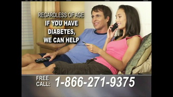 24/7 Diabetic Health Hotline TV Spot, 'Testing Supplies' - Thumbnail 6